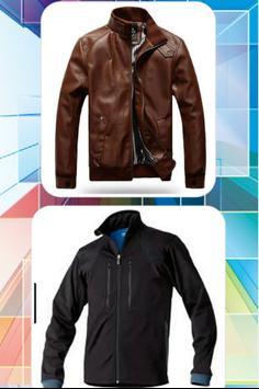 Men Jacket Design screenshot 3