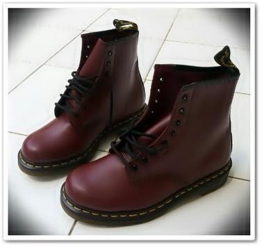 Men Leather Shoes Design poster