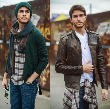 Men Street Fashion Ideas screenshot 4