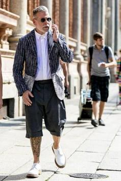 Men Street Fashion Ideas screenshot 6