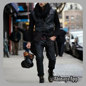 Men Street Fashion Ideas screenshot 8