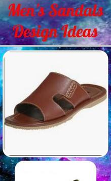 Men Sandals Design Ideas poster