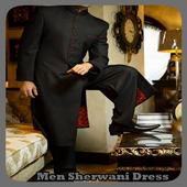 Men Sherwani Dress icon