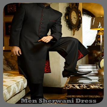 Men Sherwani Dress poster