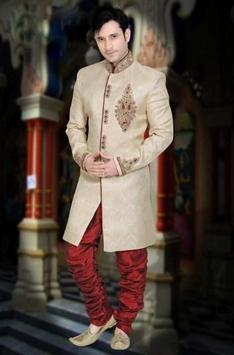 Men Sherwani Dress screenshot 5