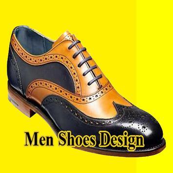 Men Shoes Design poster