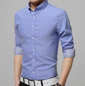 Men Simple Shirt Fashion screenshot 5
