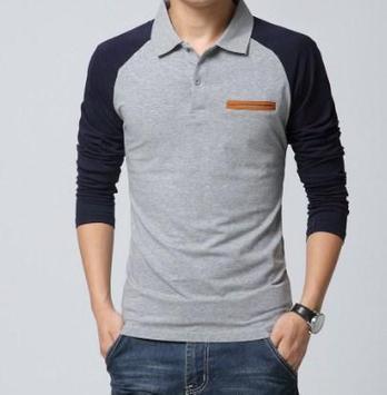 Men Simple Shirt Fashion screenshot 7
