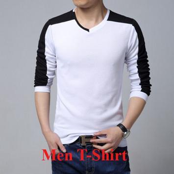 Men T-Shirt poster