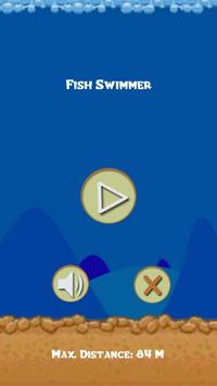 Fish Swimmer poster