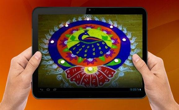 Drawing Rangoli screenshot 3