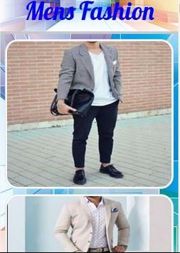 Mens Fashion apk screenshot