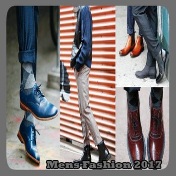 Mens Fashion 2017 poster