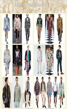 Mens Fashion 2017 screenshot 1