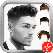 Men Hairstyles Changer icon