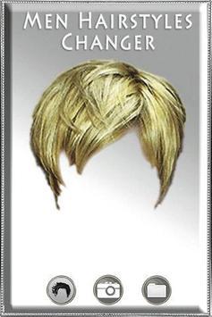 Men Hairstyles Changer apk screenshot