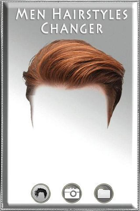 Mens hairstyle app for android free download