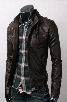 Men's Jacket Fashion Idea screenshot 1
