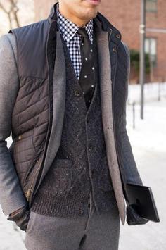 Men's Jacket Fashion Idea screenshot 2