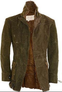 Men's Jacket Fashion Idea screenshot 4