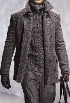 Men's Jacket Fashion Idea screenshot 5