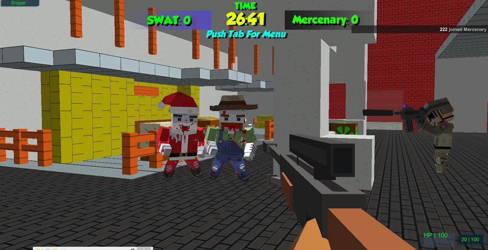 Pixel 3d Warfare