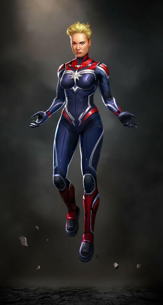 Unduh 5500 Koleksi Wallpaper Android Captain Marvel Paling Keren