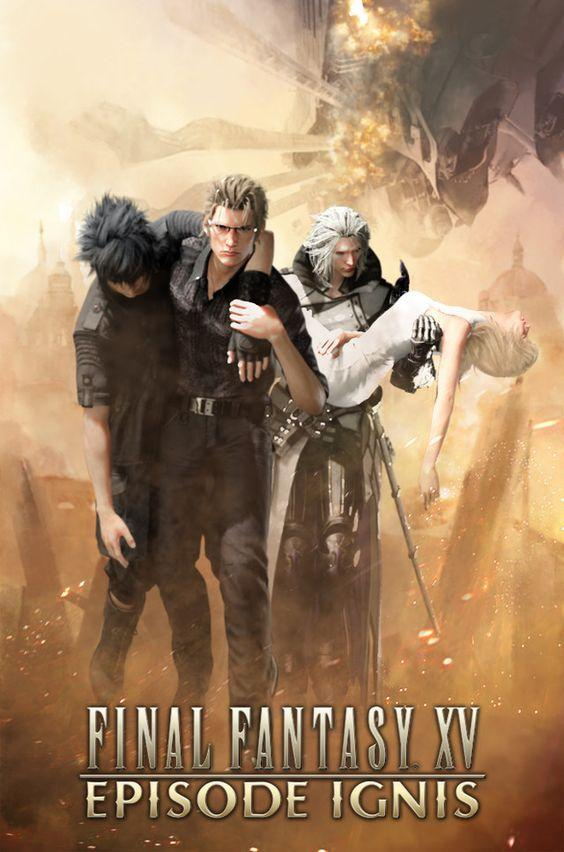 Final Fantasy Xv Wallpaper Hd For Android Apk Download