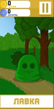 Feed the Slime clicker apk screenshot