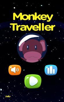 Monkey Traveller poster