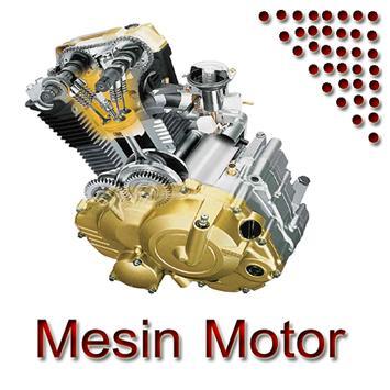 Mesin Motor poster