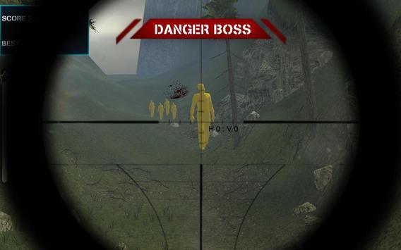 Sniper Hero : Survivor apk screenshot