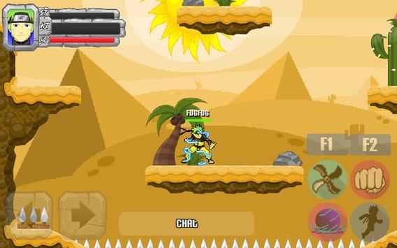 Shinobi Arena Online - Beta apk screenshot