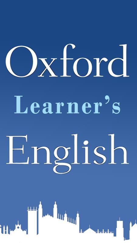 oxford dictionary of english offline