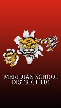 Meridian School District 101 poster