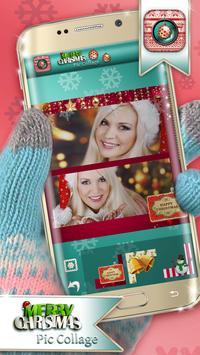 Photo Collage Christmas Cards apk screenshot