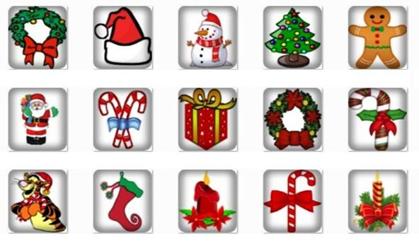 New Merry Christmas Onet Game apk screenshot
