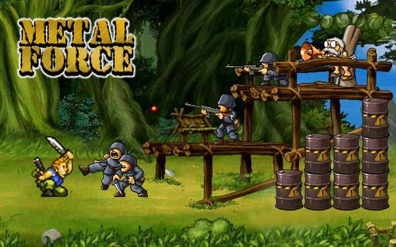 Metal Force apk screenshot