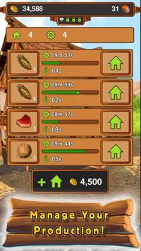 Idle Crafting Kingdom screenshot 2