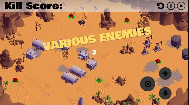 Tanks screenshot 1
