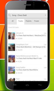 Cheez Badi Lyrics screenshot 2