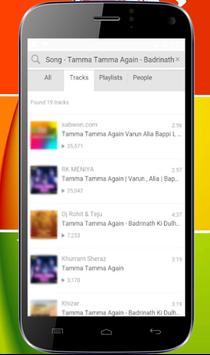 Song Tamma Tamma Again mp3 screenshot 2