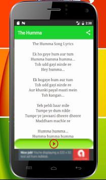 The Humma Song - Ok Jaanu screenshot 1