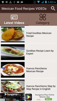 Mexican food recipes videos apk download free entertainment app mexican food recipes videos poster mexican food recipes videos apk screenshot forumfinder Gallery