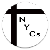New York Cross streets icon