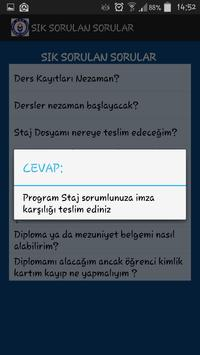 Aydın Meslek Yüksek Okulu screenshot 10