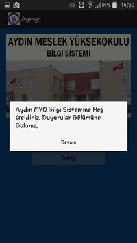Aydın Meslek Yüksek Okulu screenshot 1