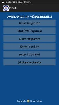 Aydın Meslek Yüksek Okulu screenshot 2