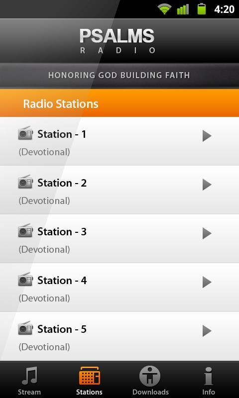 PSALMS RADIO - Malayalam for Android - APK Download