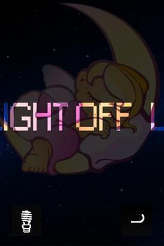Baby Hair dryer + Night light screenshot 1